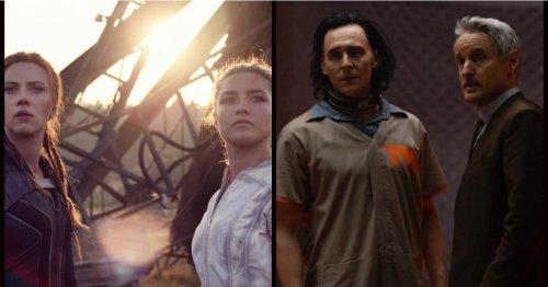 New Loki and Black Widow trailers: the future of the MCU looks amazing