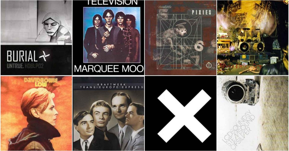 The 55 coolest albums of all time: instantly cool music