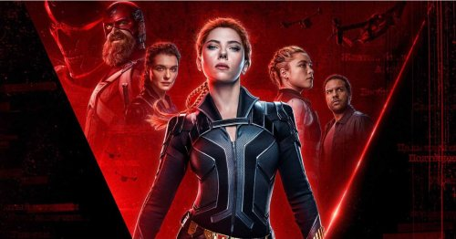 Marvel's Black Widow gets a big screen surprise before release