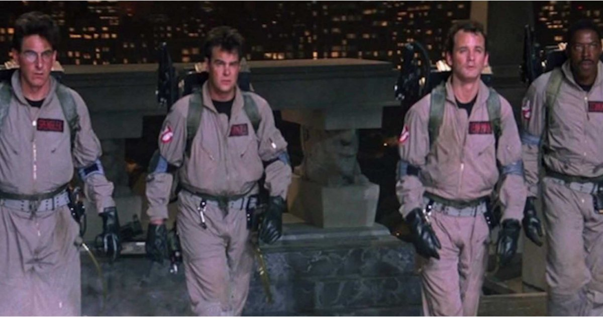 30 things you (probably) didn't know about Ghostbusters