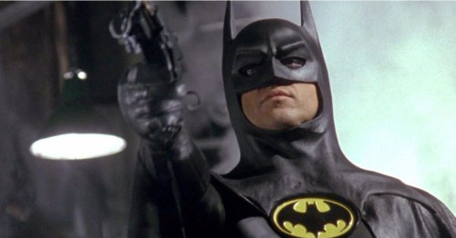 Micheal Keaton is back as Batman in The Flash - teaser revealed
