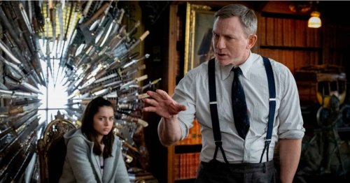 Forget Bond, Netflix is set to nab the rights to Daniel Craig's Knives Out