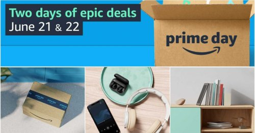 Amazon Prime Day 2021: the best Prime Day deals