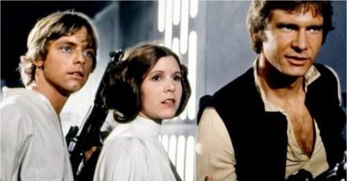 Star Wars: A New Hope nearly had a VERY different beginning