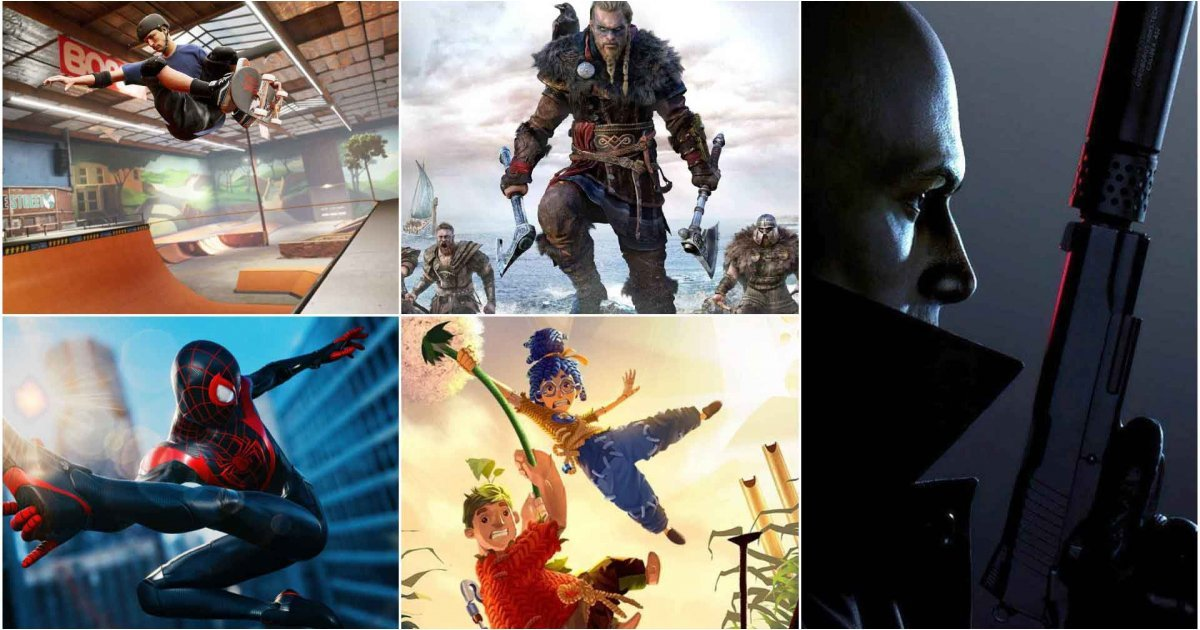 Best PS5 games: fantastic PlayStation 5 games to play