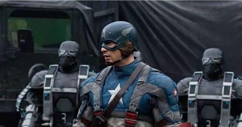 Captain America's weird original ending revealed: we're glad this one was changed