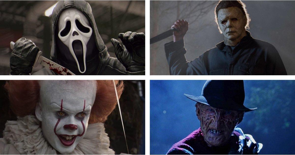 Best horror movie villains: iconic horror villains of the modern age