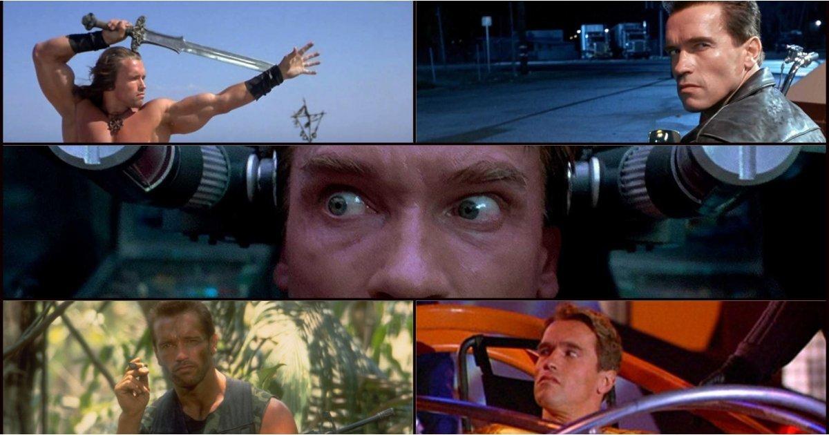 Best Arnold Schwarzenegger movies: 10 great films, ranked