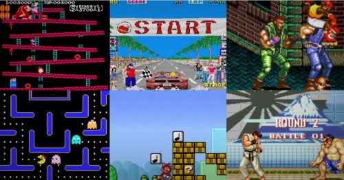 Amazing retro games: how many of these classic video games have you played?