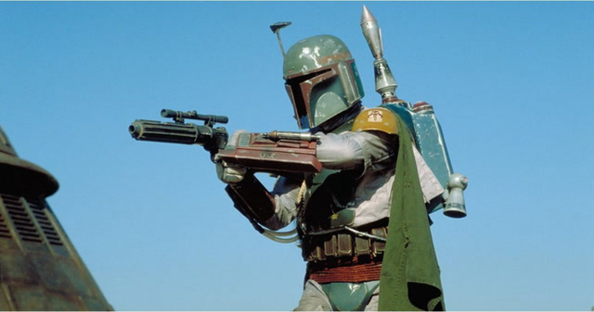 We're finally going to find out what really happened to Boba Fett