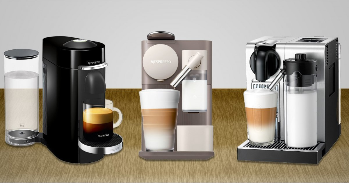 Best Nespresso machine in 2021: quality coffee without the mess