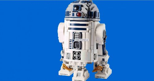 The LEGO Star Wars R2-D2 construction set is a droid dream come true