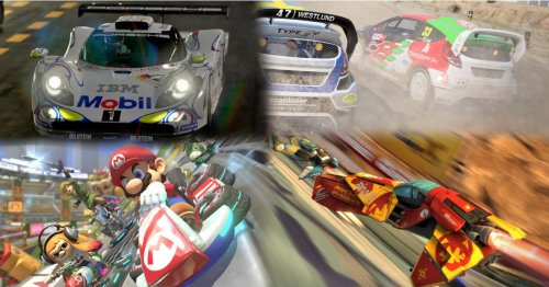 The best racing games to play in 2021: top driving games on PS4, Xbox One and more