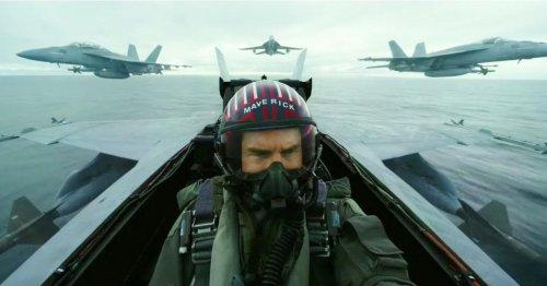 Top Gun: Maverick's early reactions revealed - it's a nostalgia blast!