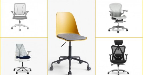 Best office chair UK 2021: Top comfort for working from home