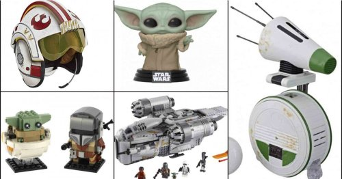 Best Star Wars toys 2021: amazing toys for your inner Jedi