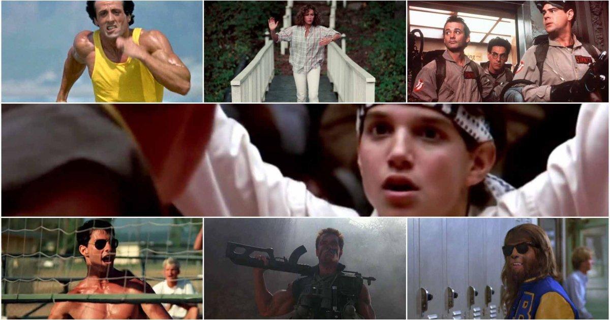 Best '80s movie montages: amazing movie training scenes