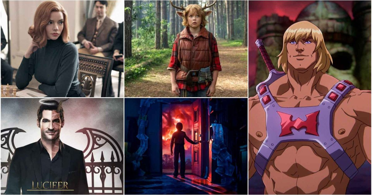 Best Netflix shows (September 2021): the best Netflix TV series revealed