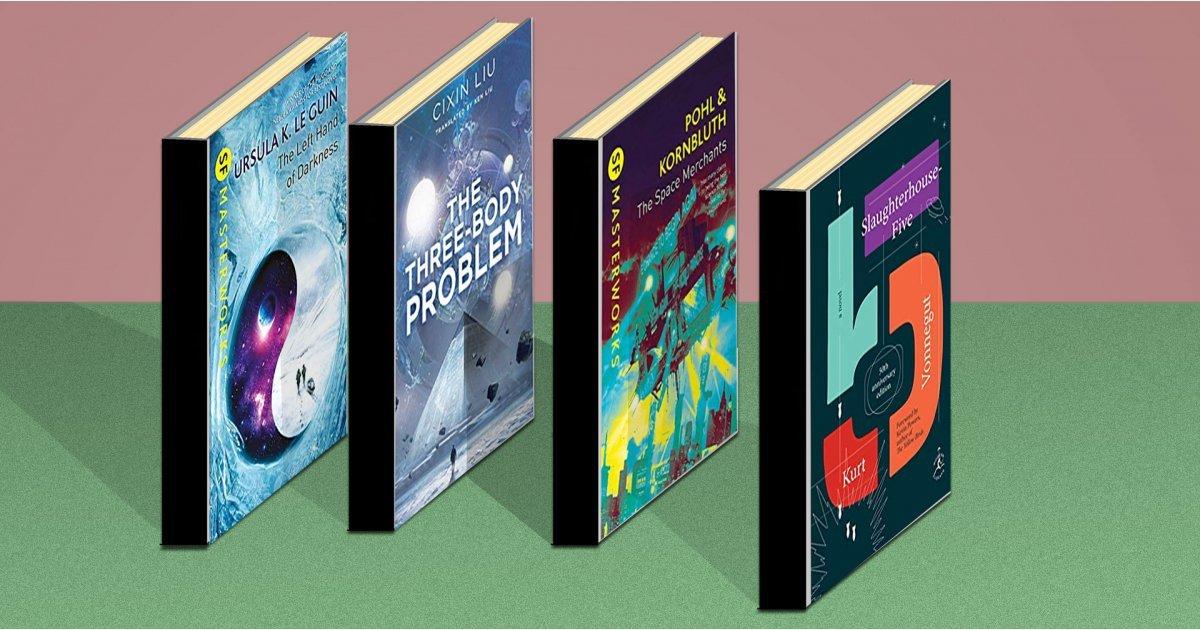 Best sci-fi books: 10 must-read science-fiction novels