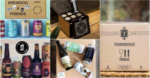 The best beer subscription boxes 2021: which beer delivery service is best?