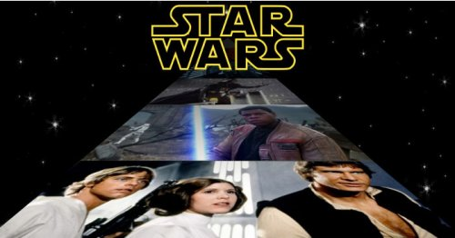 George Lucas heads back to Star Wars in the greatest way possible