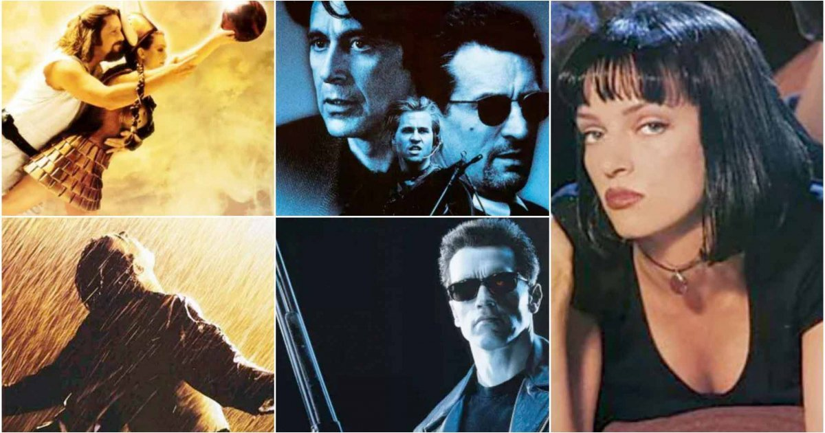 The best '90s movies: the best films of the '90s ranked