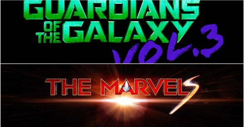 Both The Marvels and Guardians of the Galaxy Vol 3 are going to make us cry
