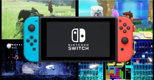 Best Nintendo Switch games in 2021: Must-have Nintendo Switch games