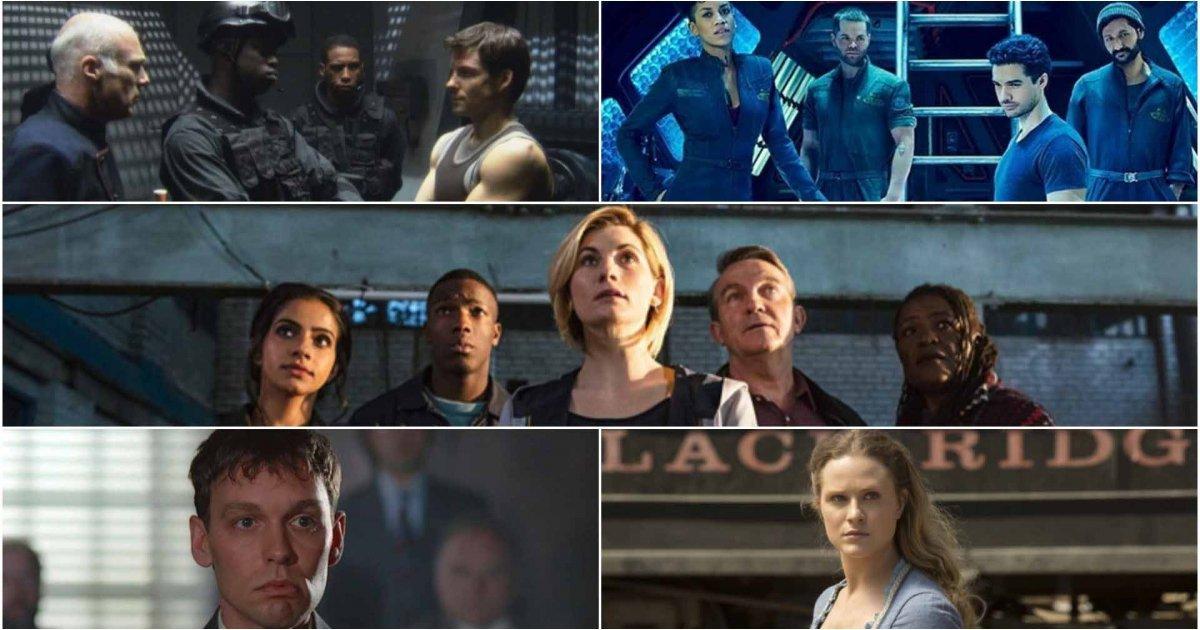 Best sci-fi TV shows: 15 sci-fi series to binge-watch today