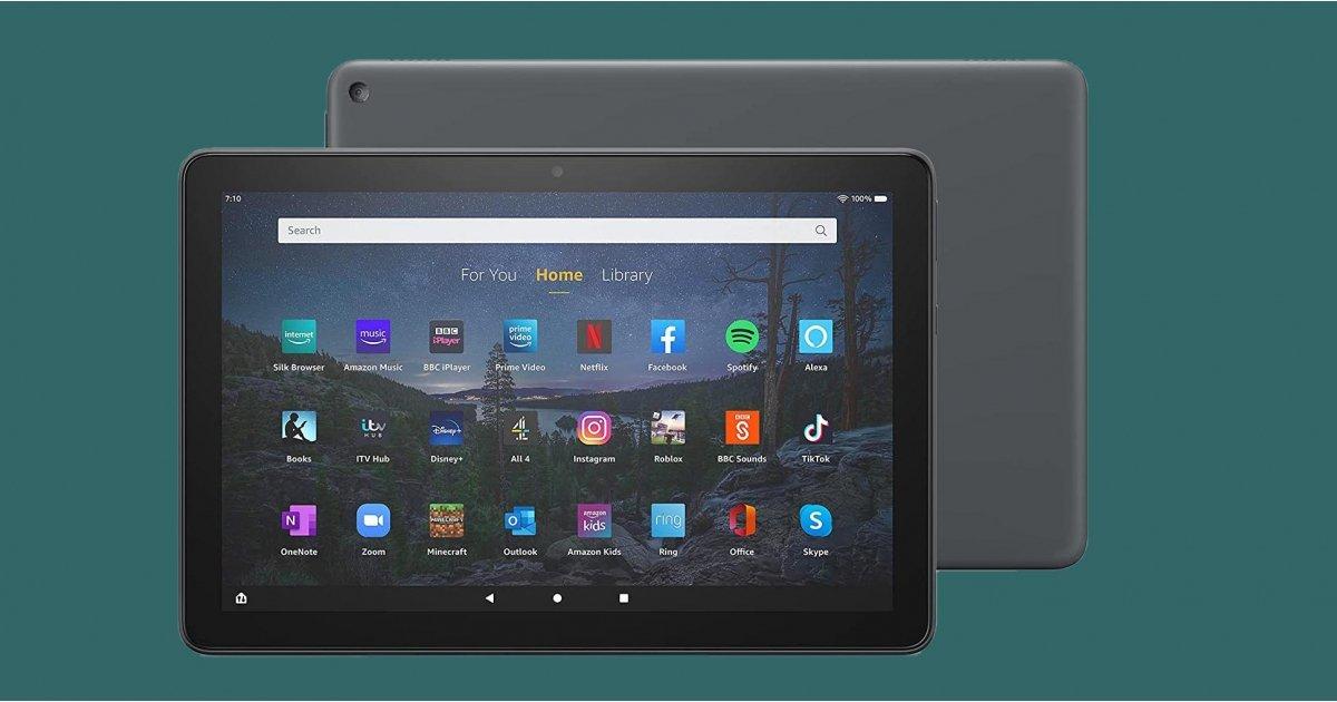 Amazon Fire HD 10 Plus review