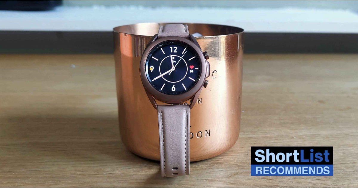 Samsung Galaxy Watch 3 review: 5 things to know