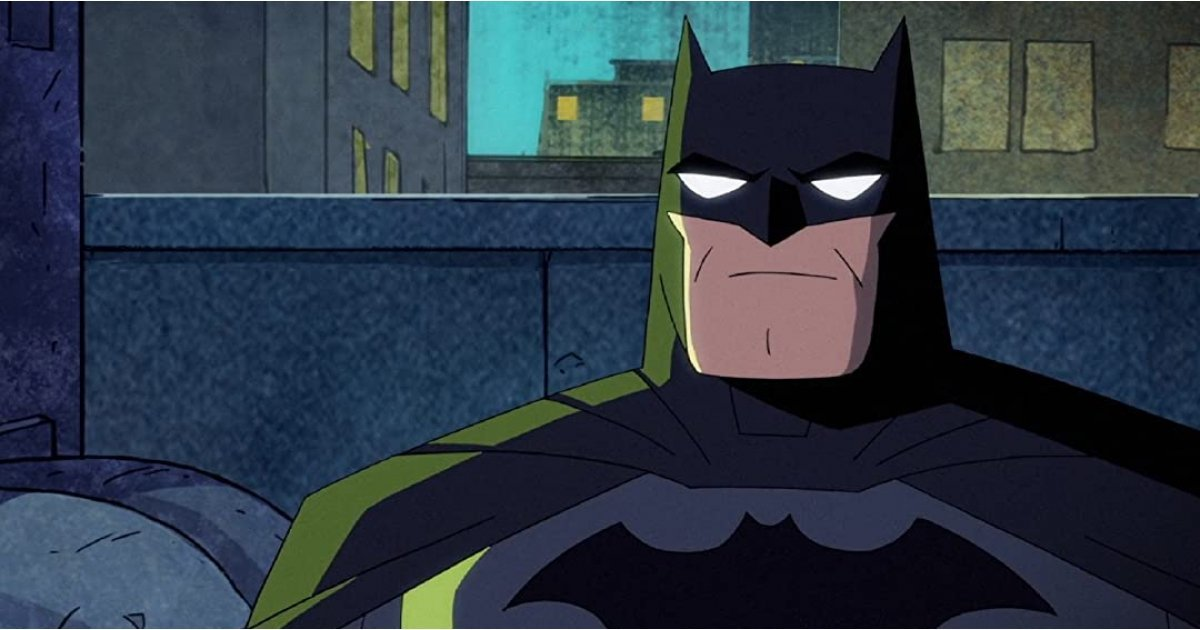 Batman has been banned from doing this very NSFW act