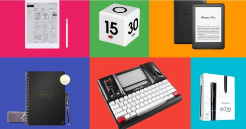 The best writing software and gadgets for writers