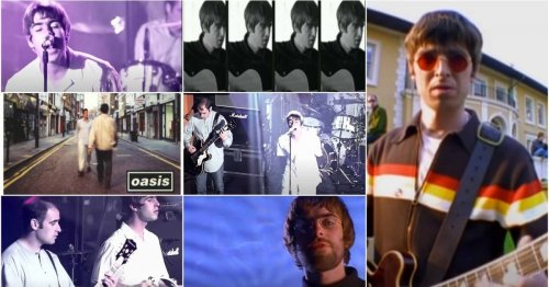 Celebrating 25 years of Oasis' (What's The Story) Morning Glory?