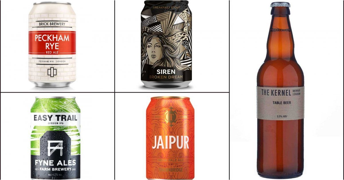 The best craft beers (2021): the best beer and ale revealed