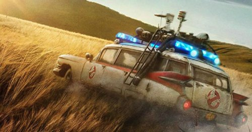 Ghostbusters: Afterlife trailer - a lot like Stranger Things meets the Goonies