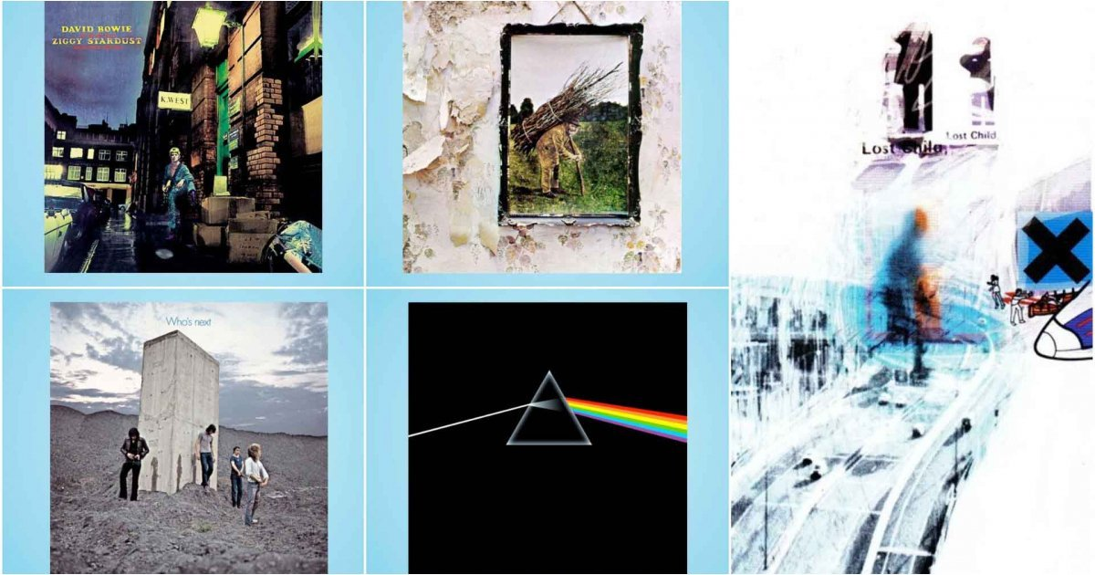 The best rock albums of all time: 60 greatest rock albums