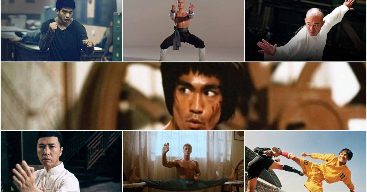 The 20 greatest martial arts stars of all time, ranked
