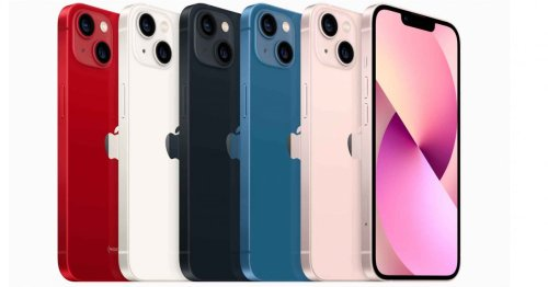 iPhone 13: 5 things to know about Apple's latest smartphones
