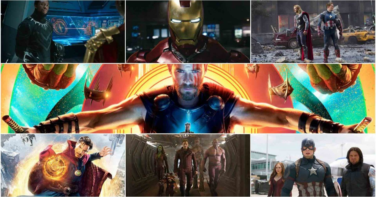 The best Marvel movies, ranked: great films from the Marvel Cinematic Universe