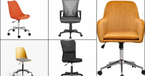 Best budget office chairs UK in 2021: under £100