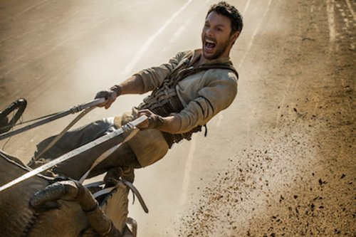 "Box Office Weekend Disaster Looms as ""Ben Hur"" Remake Earns Just $900,000 on Thursday Night"