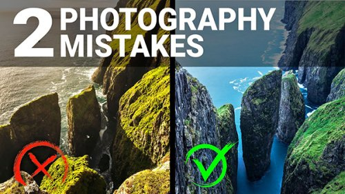 Do You Still Make These Two Beginner Photography Mistakes? (VIDEO)
