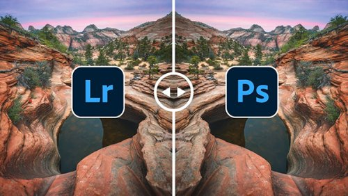 6 Things Photoshop Is BETTER at than Lightroom for Landscapes (VIDEO)