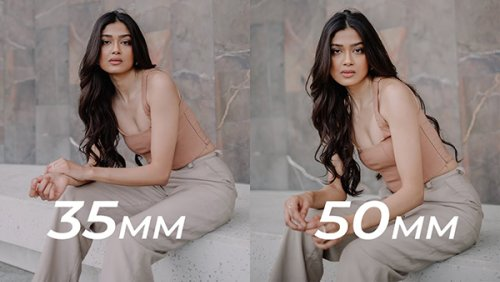 Is a 35mm or 50mm Lens Better for Portraits? (VIDEO)