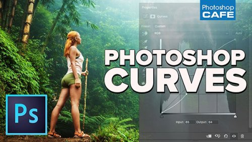 More Simple Secrets to Using the Powerful Curves Tool in Photoshop (VIDEO)