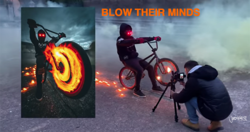 5 Fun Tricks for Mind Blowing Photographs (VIDEO)