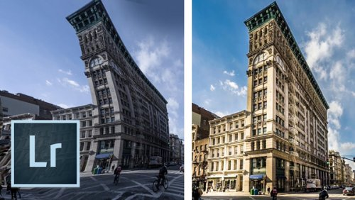 Lightroom Tips: Here's How to Correct Photographs with Lens Distortion and Skewed Perspective (VIDEO)