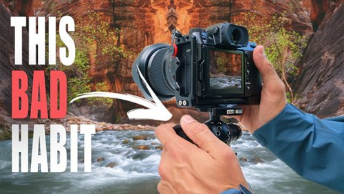 Fix These 4 BAD HABITS to Improve Your Landscape Photography (VIDEO)