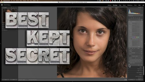Lightroom's Best Kept Secret: The Fastest, Easiest Way to Smooth Skin in Portrait Photos (VIDEO)